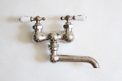 antique faucet kitchen sink | wolverine vtg mixing faucet victorian kitchen deco 4