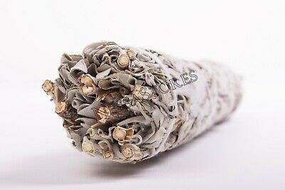 "White Sage Smudge Incense 9"" Bundle (5 pcs) #JC-139 4"