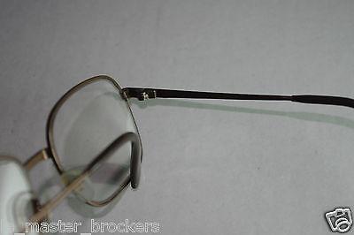 9 di 12 Monture optique vue ou lunettes soleil vintage Eyeglasses mixte  MENRAD M 363-32 9f8d1dc204ed