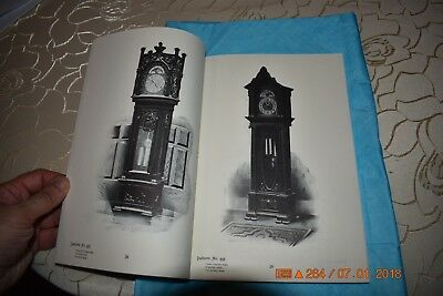 Herschede clock book Reprint of selections from four catalogs circa 1904-1927 3