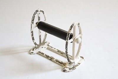 antique toilet paper holder | vtg deco bathroom victorian toilet tissue tp 5