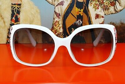 Emilio Pucci women/'s sunglasses EP643S Color 105 White Size 58 New /& Authentic