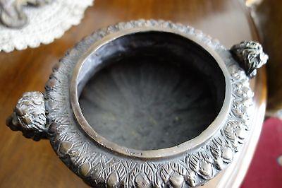 Gothic Bronze Urn 8