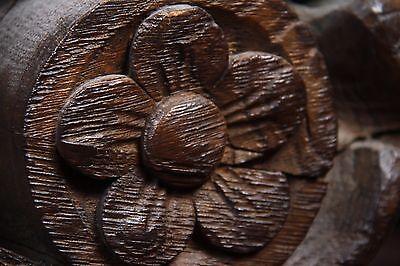 19C American J.P. Morgan N.Y.C. Bank Monumental Carved Acanthus Corbels 4