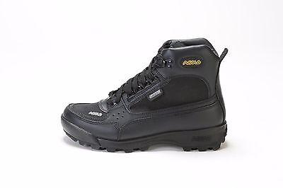 fa95b4a6a7a AUTHENTIC MEN'S ASOLO Skyriser Hiking Boots As-500M Black Sz 8-12 *new*