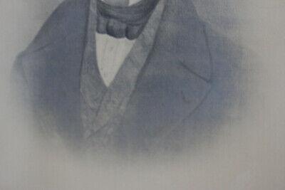altes Foto Brauerei Braumeister Russ Ruß um 1850 Albumien 5