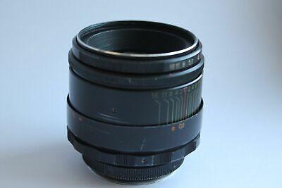 Helios 44-2 58 mm f/2 M42 Boke Lens for Zenit E-Mount Sony NEX A 7 R 7S II a5000 2