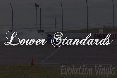 Fukenmuven V1 Decal Sticker JDM Lowered Stance Low Drift Slammed Turbo Boost