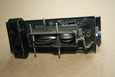 A beautiful  OLD TINPLATE TOY as a  DESK or BOOKCASE ORNAMENT  Hornby 'O' gauge 4