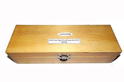 4Mt Cnc Lathe Live Center Precision Long Nose Morse Taper 4 Prime Quality 3