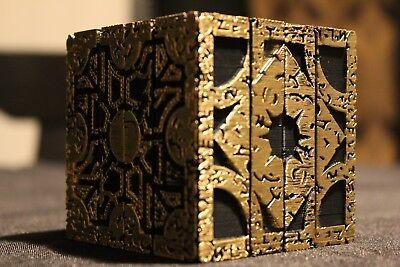 Hellraiser Cube Puzzle Box Lament Configuration  Functional Pinhead Prop Horror 3