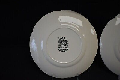 Johnson Brothers Olde English Countryside Pair of Dinner Plates 5