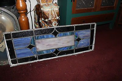 Antique Religious Church Stained Glass Window-Henry White-Architectural Window 7