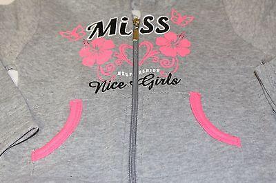 Jogginganzug Freizeitanzug Hausanzug Jogging Anzug Mädchen Miss Nice Girl 98-146 2