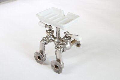 antique faucet kitchen sink | chicago vtg mixing faucet victorian plumbing deco 5
