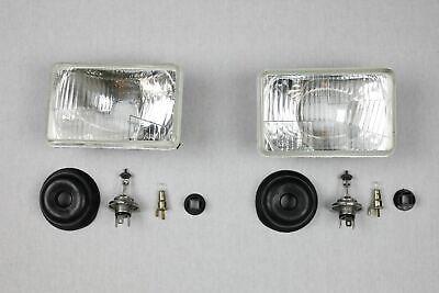 2x Scheinwerfer Chevrolet Chevy Blazer GMC S10 S15 Umrüstung US EU S 10 15