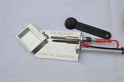 Oxalsäure Pfannen Verdampfer 12 V varroabehandlung-oxalvap 3g láser