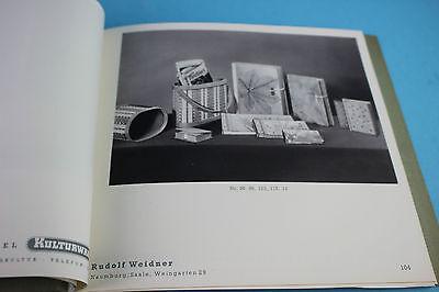 Deutscher Innen Und Aussenhandel Kulturwaren Musterheft Um 1940 Dr: Heinz Gräfe 5