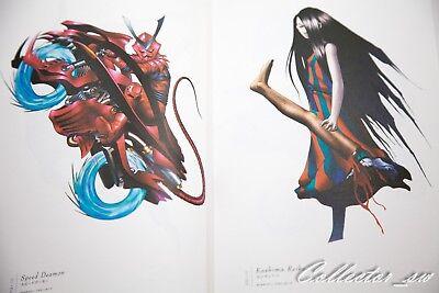 3-7 Days JPKazuma Kaneko Works VII Hardcover Art Book