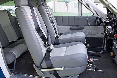 CESSNA 172, 182 complete leather interior