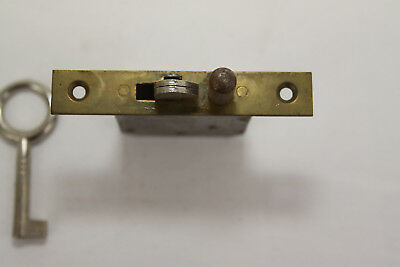 Links JuNie 2173 Hakenriegelschloss Bart Rollladenschloss Dorn 25 mm Rechts o
