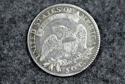 Estate Find 1818 / 7  Capped Bust Half Dollar  #D23874 2