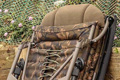 Amazing Fox Fx Super Deluxe Recliner Chair Camo New Cbc078 Tt Machost Co Dining Chair Design Ideas Machostcouk