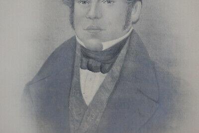 altes Foto Brauerei Braumeister Russ Ruß um 1850 Albumien 4