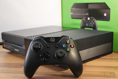 EJS Microsoft Xbox One 500GB inkl 3 tollen Spielen zur Auswahl u. Gewährleistung 8