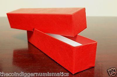 100 QUARTER 2x2 Coin Holder Flip Mylar Cardboard + Storage Box GUARDHOUSE Case 2