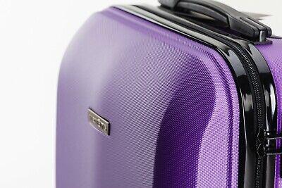 24 inch 65L Medium size Luggage Trolley Travel Bag 4 Wheels TSA lock hard case 9