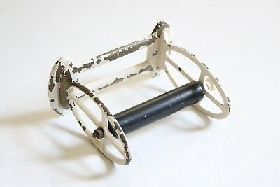 antique toilet paper holder | vtg deco bathroom victorian toilet tissue tp 2