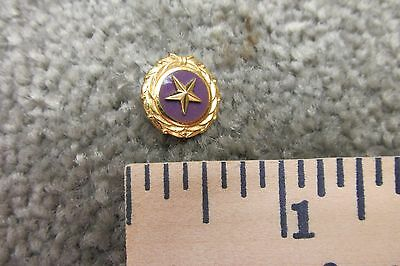 5 Of 12 Original Boxed Gold Star Mothers Vintage Military Lapel Pin 1947  ACT Of Congress
