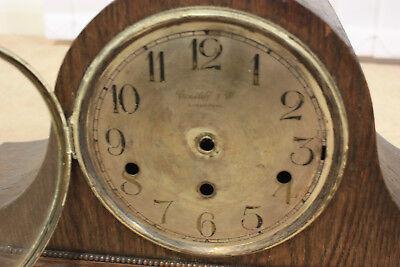 Antique Condliff & Co Liverpool clock 2