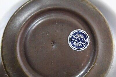 Antigua Jarra Metalica para Vino Agua, Realizada en Holanda Año 1957 - 2 Litros. 3