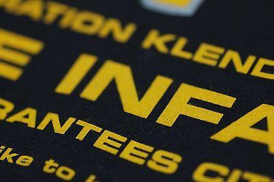 Starship Troopers 80s inspired mens film t-shirt - Mobile Infantry 3