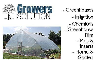 """25 Count Square Pot 3.5/"""" P86 Greenhouse Growing Vegetables Herb Flower Seed"""
