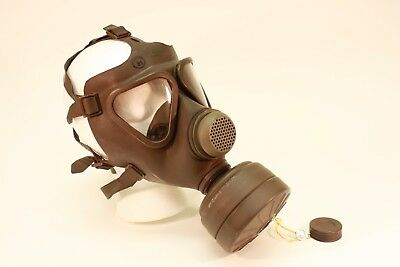 Premium NBC Gas Mask German Drager Military & Police M65 Full-Face 4