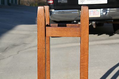 Gustav Stickley No. 54 Mission Oak Arts & Crafts Umbrella Stand 11