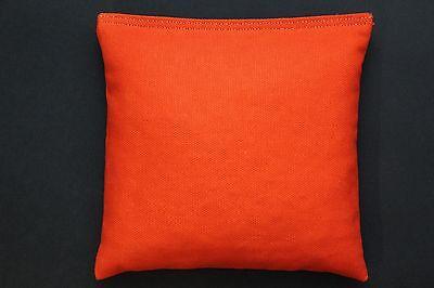 Set of 8 Cornhole Bags ACA Regulation Size Pick Your Colors Top Quality Handmade 3