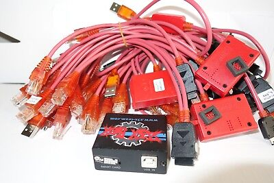 FOR SAMSUNG Z3X pro box unlocker ACTIVATED Repair Flash Phone+30 cables NEW