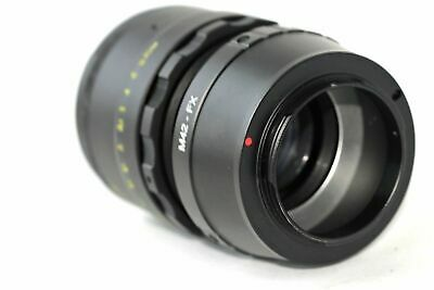 New HELIOS 44-2 2/58mm+ adapter FujiFilm M42/FX Mount BEST Russian USSR Lens 6