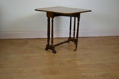 Victorian Mahogany Sutherland Table 2