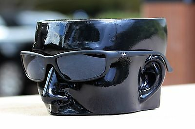 524558305cb ... Polarized IKON Replacement Lenses For Ray Ban RB4034 (61MM) Sunglasses  Black 2