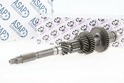 MLGU 6 SPEED GEARBOX INPUT SHAFT CITROEN PEUGEOT 2311 V6 FIAT 9688059080 DA GEAR
