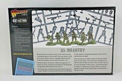 Bolt Action US Infantry New 2