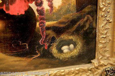 Early 20th Century European Flower Still Life Oil Painting 11