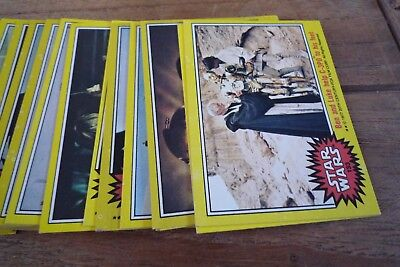 Topps Star Wars Cards 1977 - 3rd Series nos 133-198 VGC  Pick The Cards You Need 2
