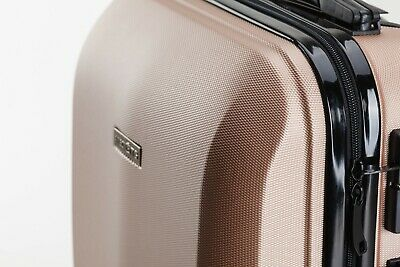 1pc-2pc-3pc Luggage Suitcase set Trolley Travel Bag 4 Wheel TSA lock lightweight 8