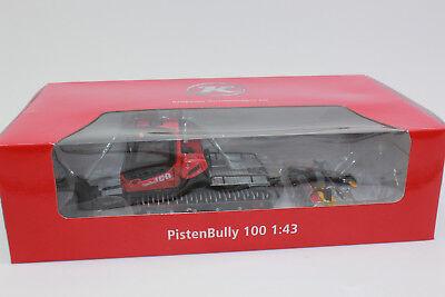 Jägerndorfer JC4700 PB 100 Pisten Bully  1:43 NEU in OVP